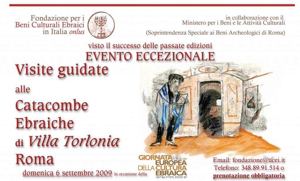 Catacombe Villa Torlonia 2009