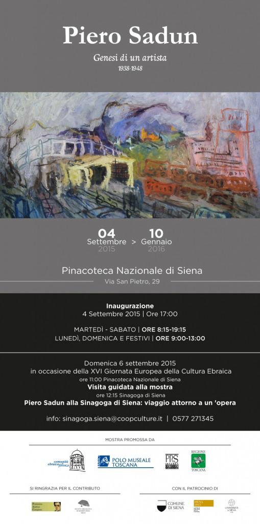 Mostra-Piero-Sadun-Invito-Mostra-Flyer