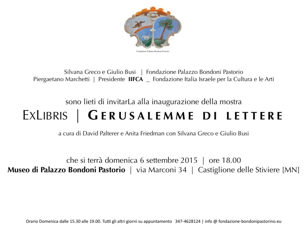 INVITO def. 21.10.31