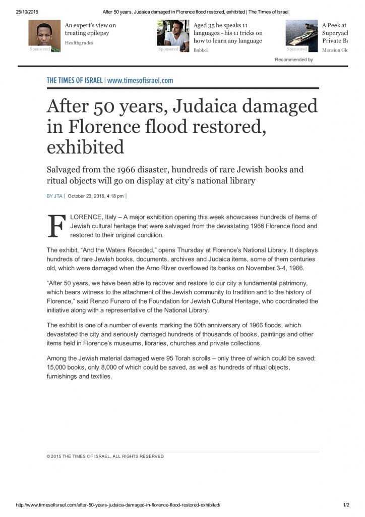 after-50-years-judaica-damaged-in-florence-flood-restored-exhibited-_-the-times-of-israel1