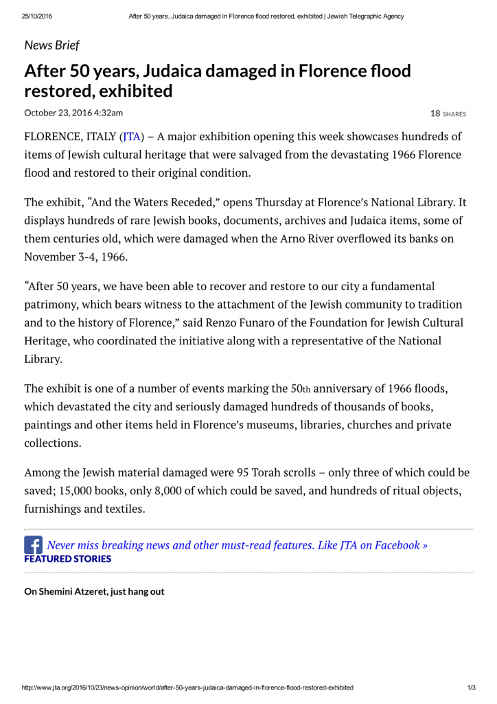 jta-after-50-years-judaica-damaged-in-florence-flood-restored-exhibited-_-jewish-telegraphic-agency1